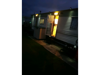 Two bedroom 6 birth Caravan