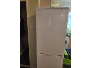 3 month old Hotpoint fridge freezer first edition.