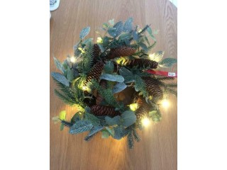 M&S door wreath, ( New  )