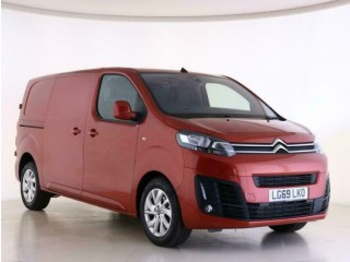 Citroen Dispatch 2019 M 2.0 BlueHDi 180 Driver EAT8 AUTO Diesel
