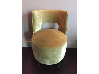 17 UPHOLSTERED CHAIRS