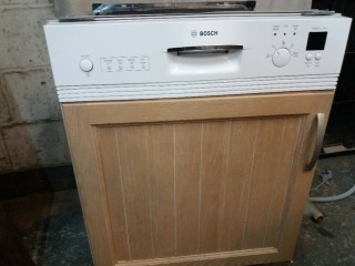 Bosch Semi Integrated Dishwasher