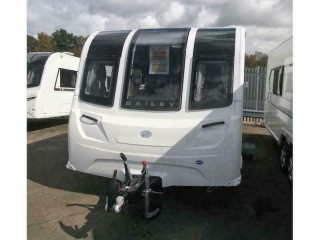 Bailey Pegasus Grande Messina - 4 Berth - New - 2020 - Caravan