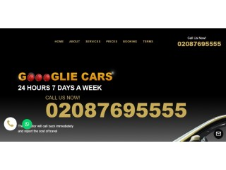 Minicab from Streatham to Heathrow Airport