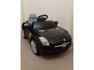 Children's Mercedes Electric Car - Black