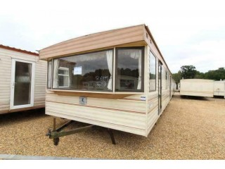 Static Caravan Mobile Home 35x12x2bed BK Caprice SC6399