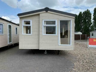 Family static caravan available at a brilliant price.