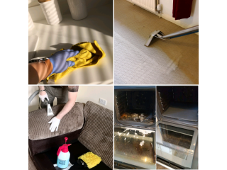 Carpet cleaning, end of tenancy, Cleaning services: deep cleaning