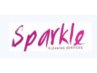 Sparkle! Your local cleaning service