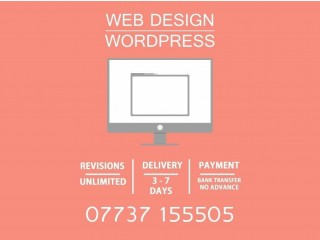Affordable Website Designer - WordPress - Online Stores - Booking Websites - SEO - Blogs