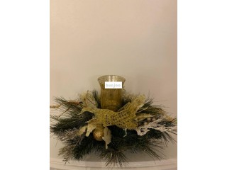 Christmas table decoration For Sale in Watton