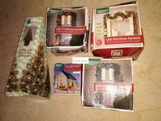 Christmas house decorations for sale