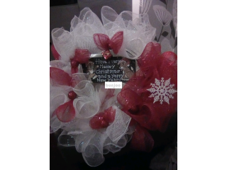 Christmas wreath for sale