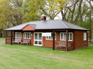 ( Passmores) Wide Range of Timber Sports Pavilions Styles & Sizes in UK