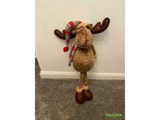 Christmas reindeer in Excellent condition