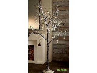 Twig style Christmas tree
