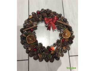 Made to order Hand Made Christmas Wreaths