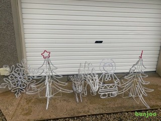 Christmas decorations ( Outdoor )