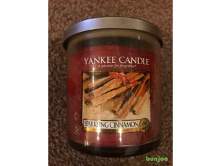 Yankee Candle Tumbler *BRAND NEW* Sparking Cinnamon