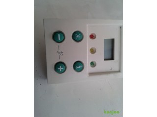Boiler Display unit / Vaillant Turbomax Plus 824E 828E Operating Controls & Indicator lights