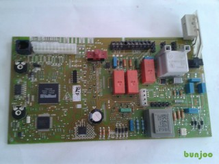VAILLANT TURBOMAX PLUS 824 E & 828 E BOILER PCB 130806 P/N: 0020034604 WAS 130806