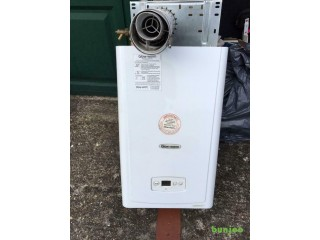 Used  Only Heating  Boiler