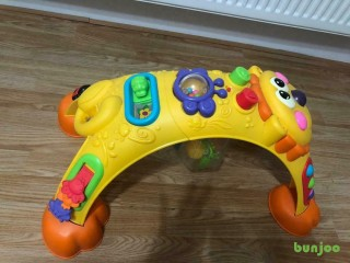 Mint condition Baby toddler electronic activity table