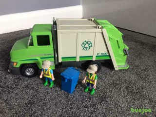 For Sale PlayMobil recycling truck