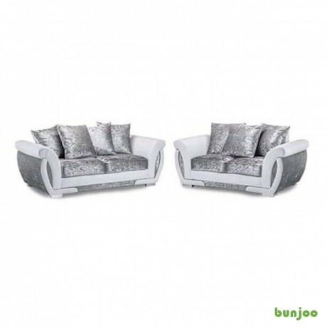 shannon-silver-crushed-velvet-corner-sofa-large-2c2-with-stylish-white-leather-frame-all-for-37999-big-0