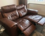 amazing-condition-chestnut-brown-full-leather-sofas-small-0