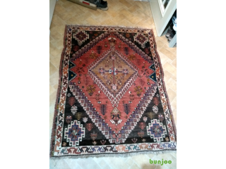Rug - good quality - red For Sale