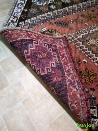 rug-good-quality-red-for-sale-big-0