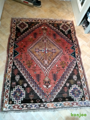 rug-good-quality-red-for-sale-big-2