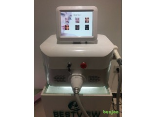 Triple wavelength diode laser hair removal 755nm+808nm+1064nm Diode laser Hair Removal Machine