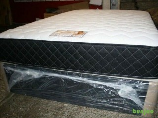 Kingsize Divan Bed with Memory Orthopaedic Mattress- SAME DAY DELIVERY *14-DAY MONEY BACK GUARANTEE*