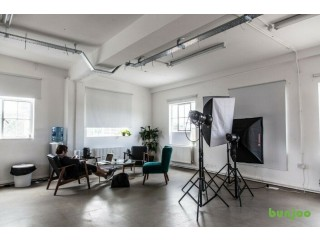 Spacious and bright  creative studio / office / workshop spaces available in Hackney Wick warehouse conversions