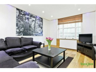 FURNISHED LARGE 2 DOUBLE BEDROOM APARTMENT IN WEST END'S MARBLE ARCH!!!