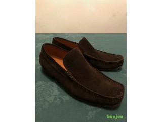 For Sale Mens GANT Brown Suede Loafers Size 8  £50 o.n.o