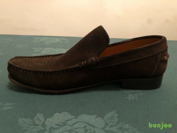 for-sale-mens-gant-brown-suede-loafers-size-8-50-ono-big-2