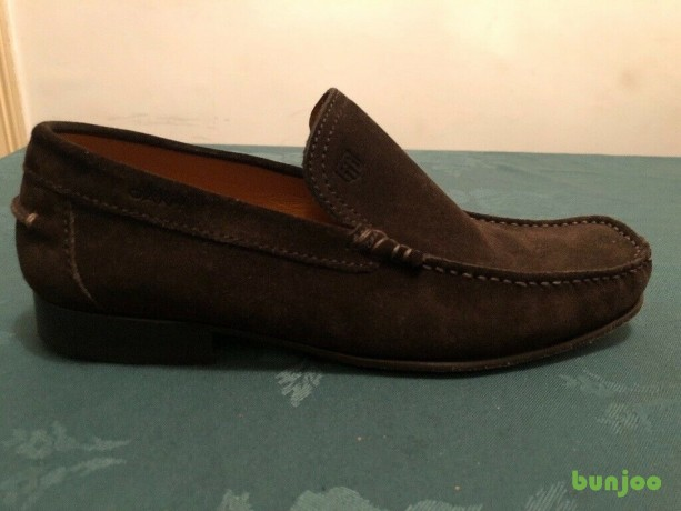 for-sale-mens-gant-brown-suede-loafers-size-8-50-ono-big-3