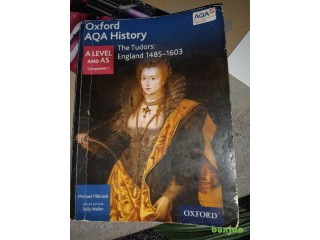 Oxford AQA History The Tudors: England 1485-1603