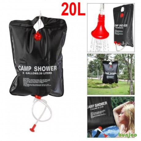 20l-foldable-solar-energy-heated-water-bag-camp-pvc-shower-outdoor-travel-hiking-big-0