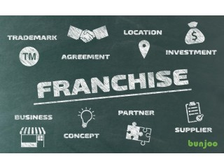 Right franchise business opportunity to partner with Big Blue