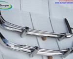 volkswagen-karmann-ghia-us-type-bumper-1955-1966-by-stainless-steel-small-0