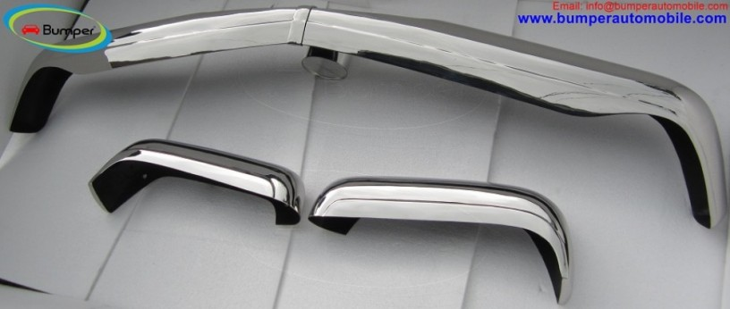 mercedes-pagode-w113-bumper-1963-1971-stainless-steel-big-0