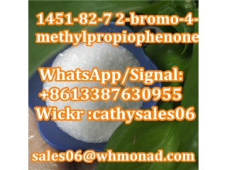 2-Bromo-4'-Methylpropiophenone CAS 1451-82-7 with The Safety Shipping