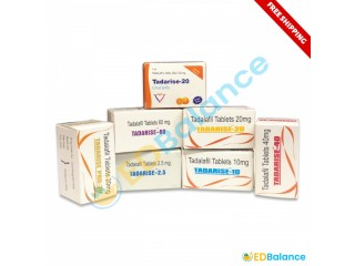 Buy Tadarise 5,10,20,40,60, CT 20mg, professional online | Sale at USA