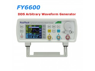 Digital FY6600 60MHz 2-channel DDS Arbitrary Waveform Signal Generator Frequency