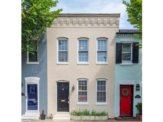 Modern Row House for Sale