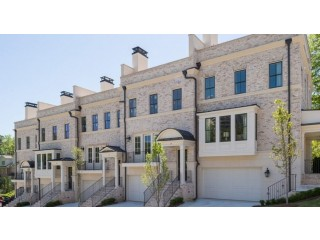 New Construction Townhomes For Sale in Atlanta